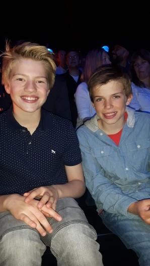 Noah og Elias