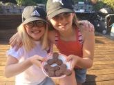 Sjokolade spinnere :)